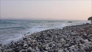 sakinleştirici deniz manzarası,  deniz dalga sesi  huzur rahatlatıcımüzik Chopinspringwaltz