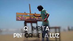 Presentación del libro del Pintor Olmedo Quimbita