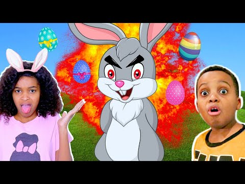 Shiloh and Shasha EPIC EASTER EGG HUNT!!! - Onyx Kids