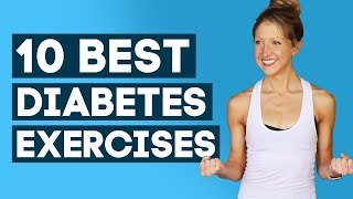 10 Best Diabetes Exercises to Lower Blood Sugar Exercise - Diabetes Workout