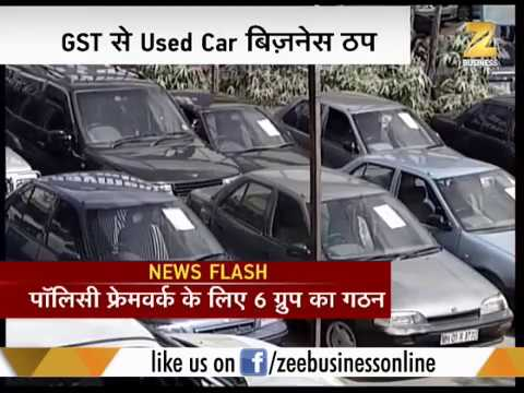 GST Impact on used cars: Creating challenge for automotive industry