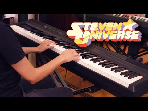 We Are The Crystal Gems (Full Version) - Steven Universe (piano Cover)