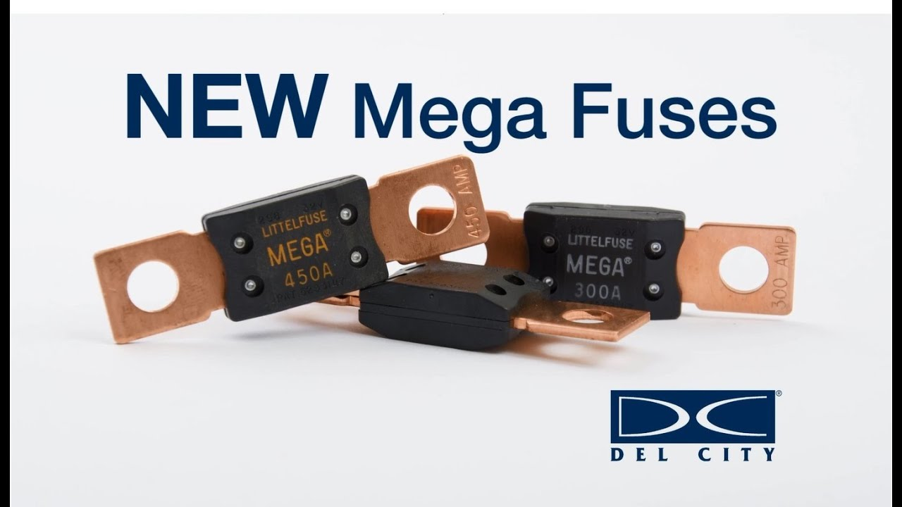 MEGA Fuse & MEGA Fuse Holder  YouTube