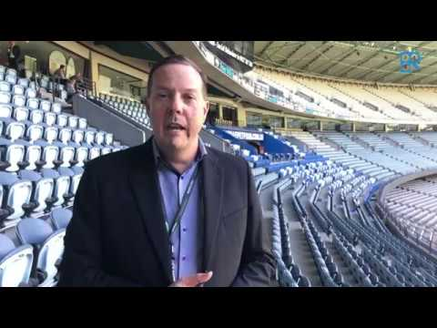 Interview with Mike Baker at Refrigeration 2017