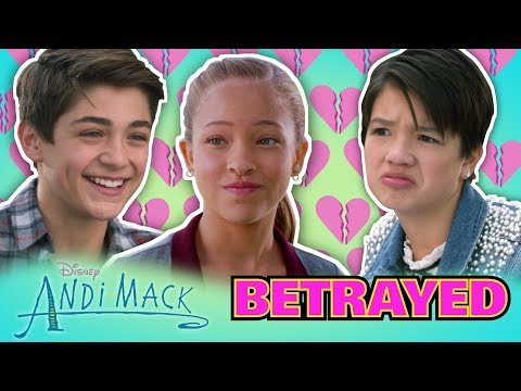 You're The One That I Want | Mack Chat: S2, Episode 9 | Disney Channel
