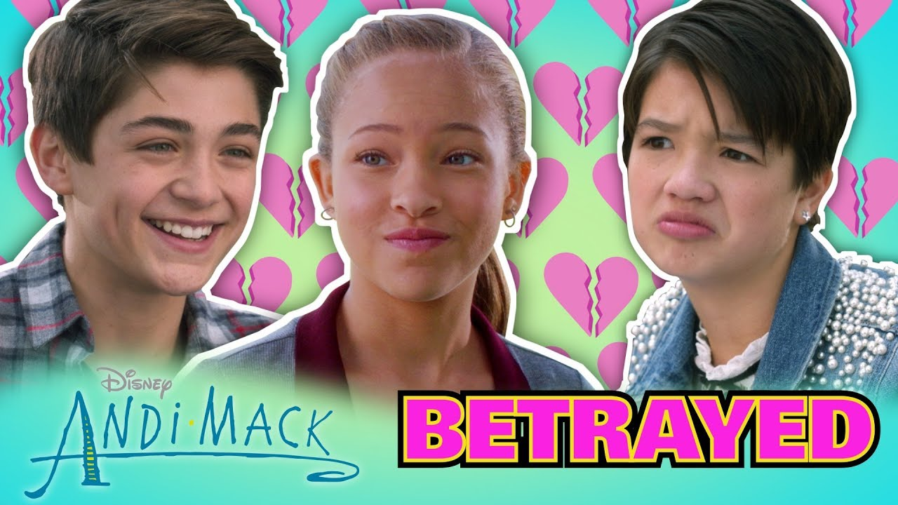 Download You're The One That I Want | Mack Chat: S2, Episode 9 | Andi Mack | Disney Channel