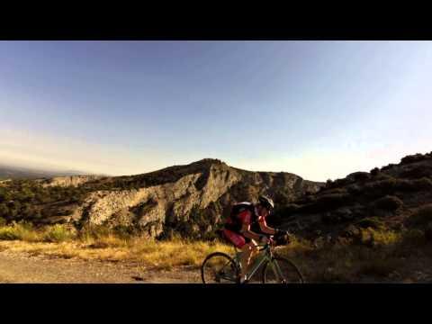 Gravel bike : les crêtes du Luberon
