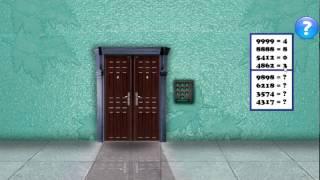 100 Doors 2017 level 11  walkthrough