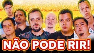 Baixar NÃO PODE RIR! - com OS TRÊS CERVEJEIROS (Rodrigo Marques, Nil Agra e André Santi)