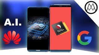 How Smart is the AI-Powered Huawei Mate 10 - with EMUI 8.0?