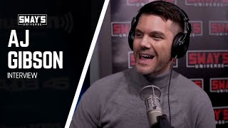 AJ Gibson Talks Suicide, Homophobia and Bouncing Back | Sway In The Morning