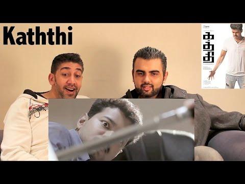 Kaththi Scene Reaction | Vijay, Samantha | A.R.Murugadoss | Anirudh |