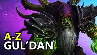 ♥ A - Z Gul'dan - Heroes of the Storm (HotS Gameplay)