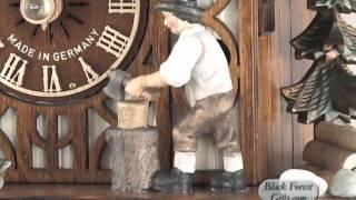 1695-9 1 Day Cuckoo Clock