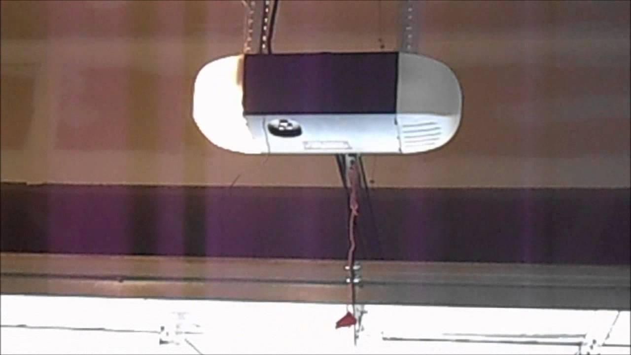 Genie Stealth Drive Belt 750 3 4 Hp Model 7055 Tkv