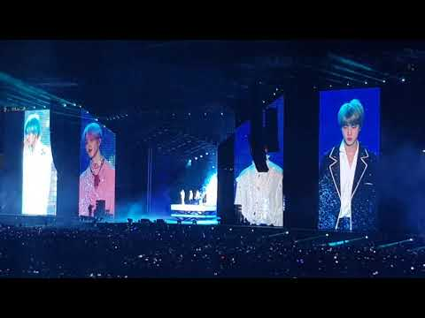 190119 The Truth Untold BTS Love Yourself Tour in Singapore [HD]
