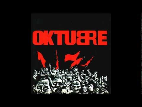 Patricio Rey y sus Redonditos de Ricota-Oktubre(1986)(Full Album)