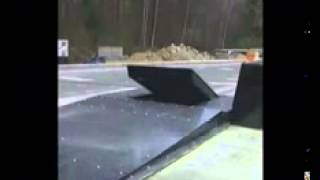 Anti terrorist PAS68 Surface Roadblockers Crash Tested Thumbnail