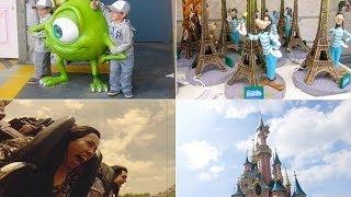 Férias: Disneyland Paris