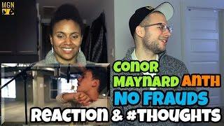 Conor Maynard & Anth - No Frauds (Nicki Minaj, Drake, Lil Wayne) Reaction & #Thoughts