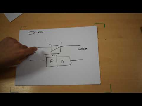 1 PN Junction, Diodes, Diode Applications Half Wave Rectifier, Center Tapped Full Wave Rectifier