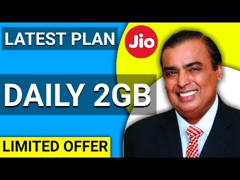 Jio ka Naya Plan - LIMITED TIME OFFER!!!