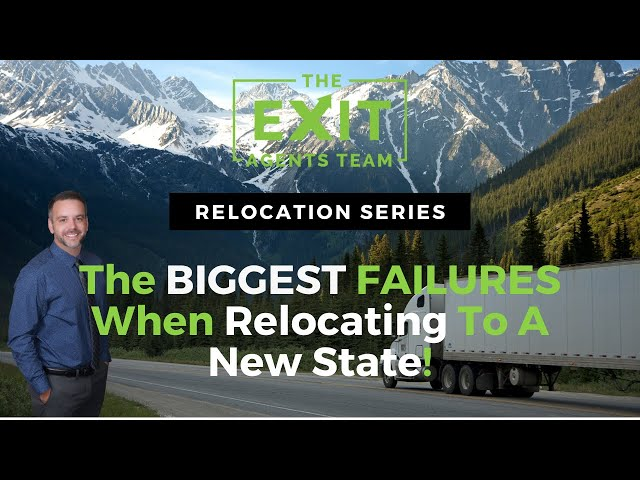 The Biggest Failures When Relocating To A New State | Eugene, Oregon