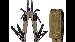 мультитул Leatherman OHT-Coyote - обзор