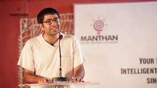 'The Transformative Constitiution' by Gautam Bhatia at Manthan
