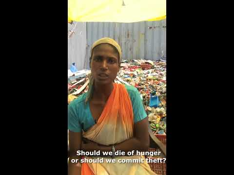 Delhi's 80 foot garbage mountain collapses and now waste pic