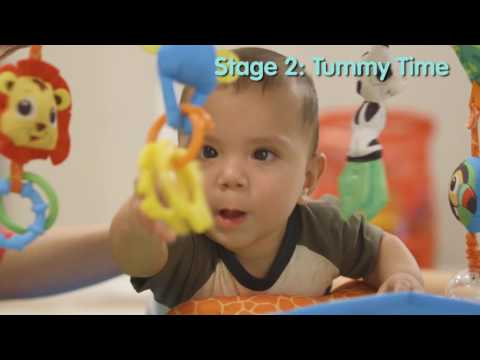 Little Tikes Sway 'n Play Gym | Demo