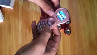 World's First Fidget Spinner Phone Unboxing   Call 7006917274 to Buy Spinner Phone