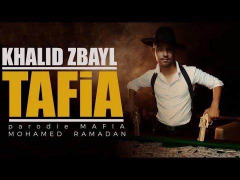 KHALID ZBAYL - TAFIA | Parody MAFIA mohamed ramadan (Music Video HD)