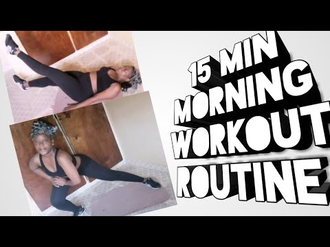15 MIN MORNING WORKOUT ROUTINE FOR BEGINNERS |BEST HOME WORKOUT APP|NO  EQUIPMENT