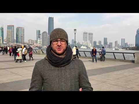 Green Marketing and Business with John  Pabon in China