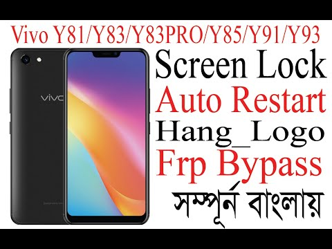 vivo-y81 screen-lock hanglogo frp-bypass miracle-crack