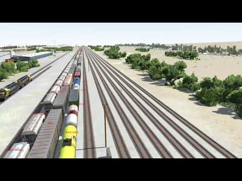Tutorial - Building Local Freights in Run8 : trainsim