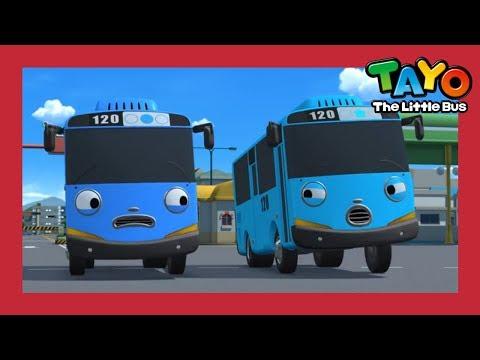 Tayo S4 E21-26 l caricaturas para niños l Un regalo para Hana y más l Tayo el pequeño Autobús