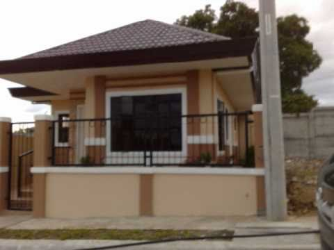 Davao house and lot for sale priscilla estate for Subdivision house plans