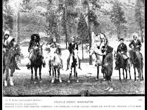 Spokane Tribe 1858 Battles: Steptoe, Four Lakes and Fire on the Plains