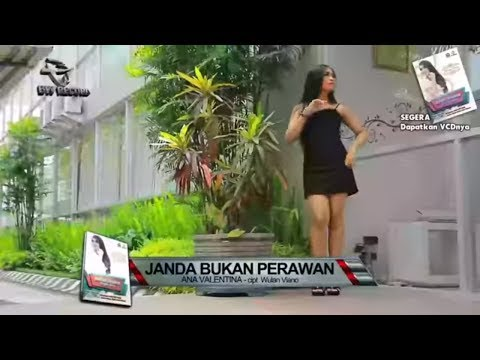 Ana Valentina - JANDA BUKAN PERAWAN (Official Video Karaoke)