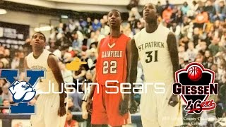 Justin Sears of Giessen 46ers Looking Back At Yale Career, NCAA Problems, Jersey Hoopers in NBA thumbnail