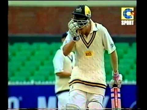 Mike Hussey 137 & Simon Katich 102 vs Victoria 2000/01 MCG