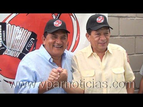 Poncho y Emiliano Zuleta fueron confirmados como los homenajeados en el festival vallenato 2016