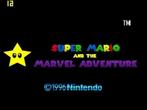 Super Mario and the Marvel Adventure OST - Cyberspace