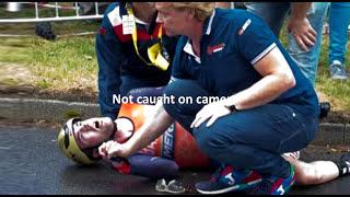Worst 16 Crashes of the Tour de France 2017 [graphic images]