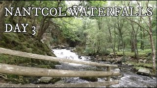 NANTCOL WATERFALLS NR BARMOUTH DAY 3