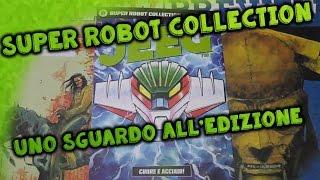 Super Robot Collection: uno sguardo all'edizione (corriere dello sport/tutto sport)