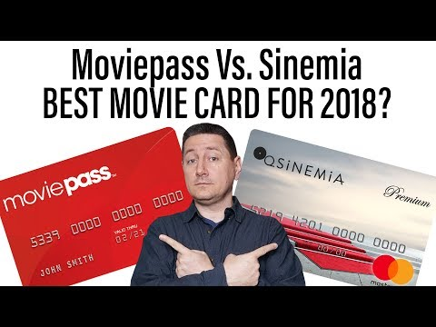Moviepass Vs Sinemia - Which Is The Best Movie Card To Get In 2018?