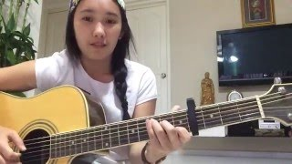 Love yourself Strumming Guitar Cover
